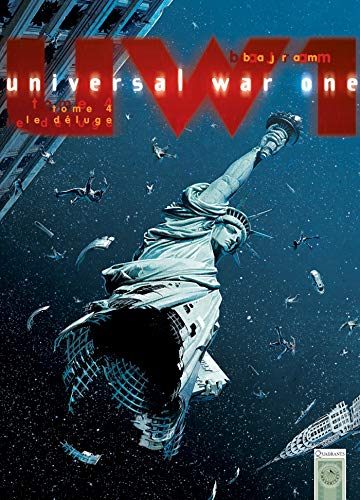Universal War One T04 Le déluge (NED)