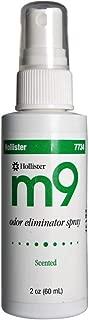 m9 Odor Eliminator Spray, Scented 2 oz (Pack of 4)