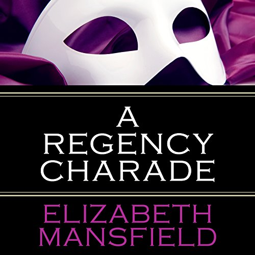A Regency Charade audiobook cover art