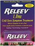 Releev 1 Day Cold Sore Treatment 6ML by MERIX