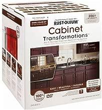 RUST-OLEUM 258242 Dark Tint Base Cabinet Transformations Kit, Large