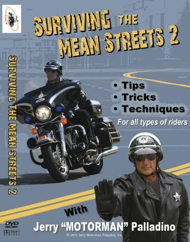 """Surviving the Mean Streets 2 - DVD - Jerry """"Motorman"""" Palladino product image"""