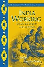 India Working: Essays on Society and Economy