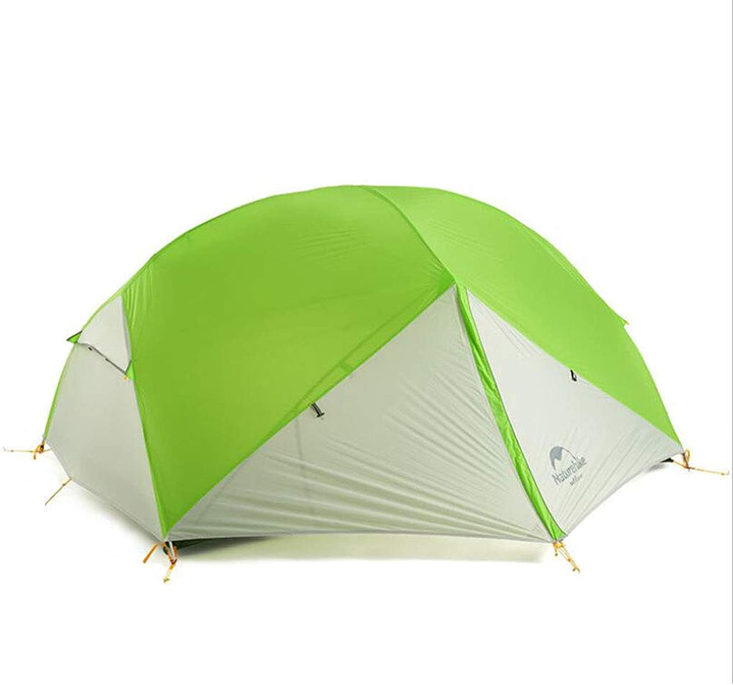 Ultralight Silicone Tent Windproof and Rainproof Outdoor Camping Outdoor Tent Double