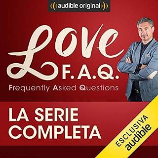 Love F.A.Q. con Marco Rossi. La serie completa                   Di:                                                                                                                                 Marco Rossi                               Letto da:                                                                                                                                 Marco Rossi                      Durata:  5 ore e 29 min     54 recensioni     Totali 4,6
