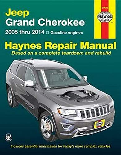 Jeep Grand Cherokee: 2005 Thru 2014 Gasoline Engines