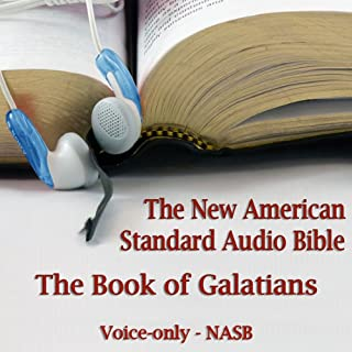 The Book of Galatians audiobook cover art