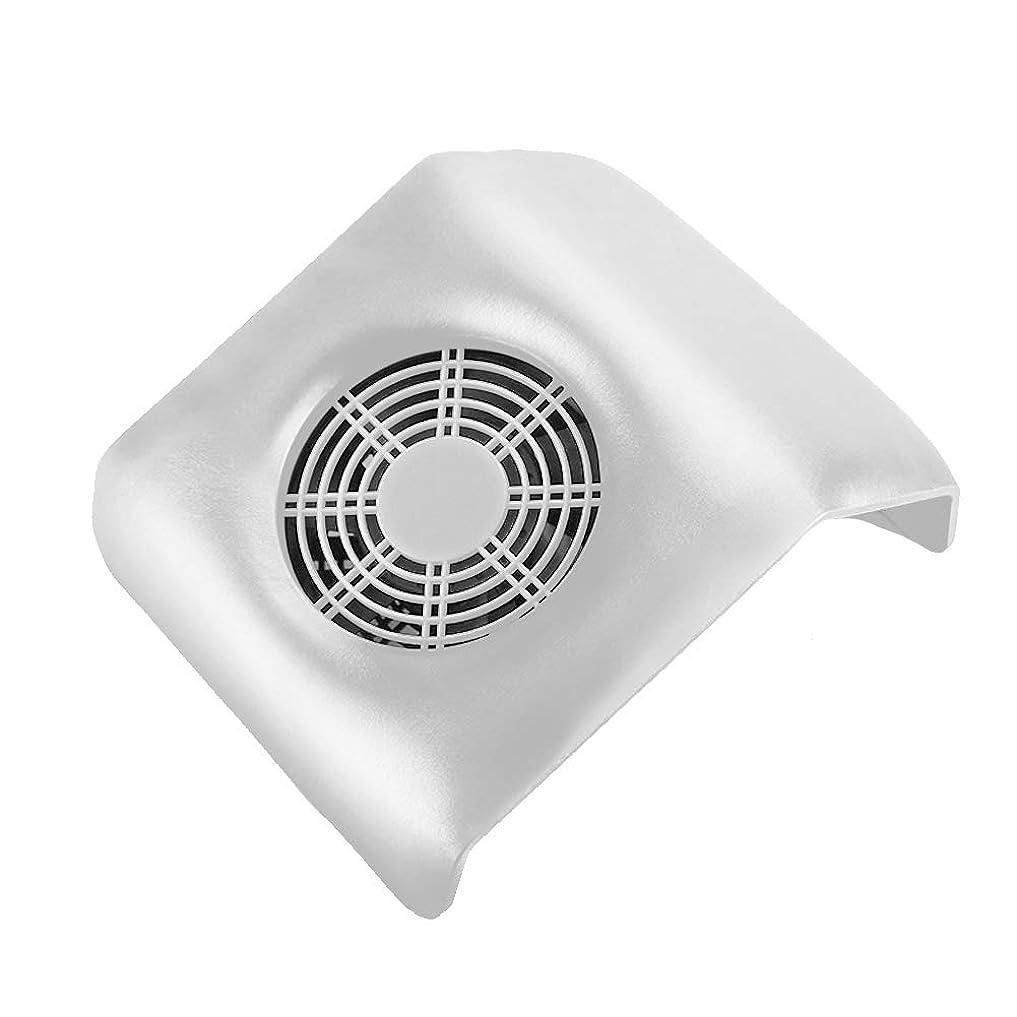 申請者周術期母音ネイル 集塵機 ネイルアート掃除機 ネイルマシン ネイルダスト ダストクリーナー ネイル機器 集塵バッグ付き ホワイト