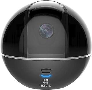 EZVIZ C6TC, 1080p WiFi Smart Home Security Camera, Surveillance Camera with Motion Tracking, 360° Rotating, Two-Way Talk, ...