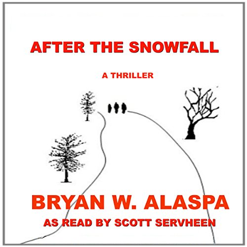 After the Snowfall audiobook cover art