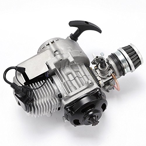 49cc 2 Stroke Engine Motor Pocket Pit Dirt Bike Mini Quad ATV Bicycle Scooter