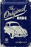 Nostalgic-Art 22202 Volkswagen - VW Beetle - The Original