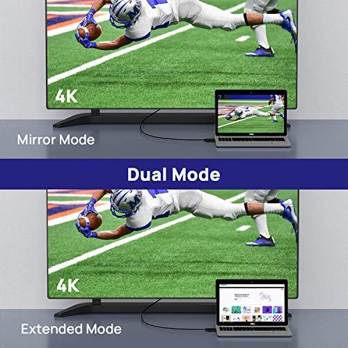 [Latest 2020] USB C Kopfhörer Adapter USB-C auf 3,5 mm Klinke Audio Aux Adapter USB Typ C auf 3.5mm Klinke zu Aux für Galaxy S20+/Note 20/Huawei P40 P30 Pro/Google Pixel 4/3 iPad Pro-Dark Gray