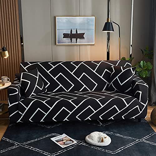 WXQY All-Inclusive elastische Sofa Schutzhülle Kombination staubdichte rutschfeste Haustier Schutzhülle Schutzhülle A21 1 Sitzer
