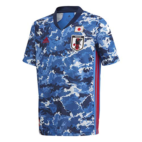 adidas Youth Japan Home Soccer Jersey 2020 (YM) True Blue