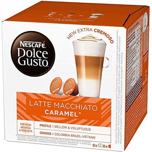 Nescafé Dolce Gusto Caramel Latte Macchiato