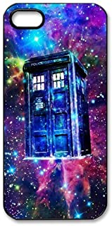 Turbo Delivery LLC Doctor Who Tardis Police call box -Rubber Case for Apple iPhone 7 Plus (5.5