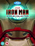 Iron Man 1-3 [Reino Unido] [Blu-ray]