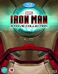 ironman dvd blu ray set from amazon