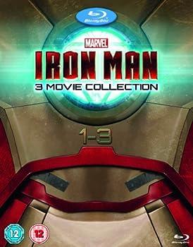 Iron Man 3 Movie Collection  Iron Man / Iron Man 2 / Iron Man 3 [Blu-ray]