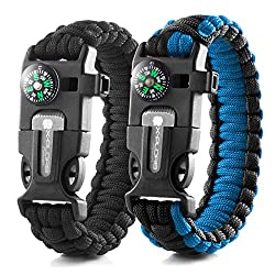 5 Best Paracord Survival Bracelets in 2020 Reviews, Buying Guide & FAQ 6