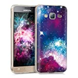 kwmobile Case Compatible with Samsung Galaxy J3 (2016) DUOS