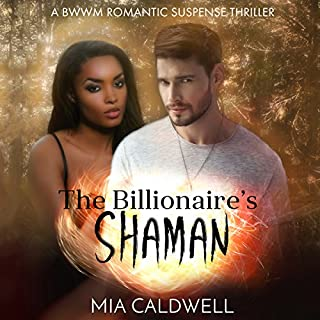The Billionaire's Shaman audiobook cover art