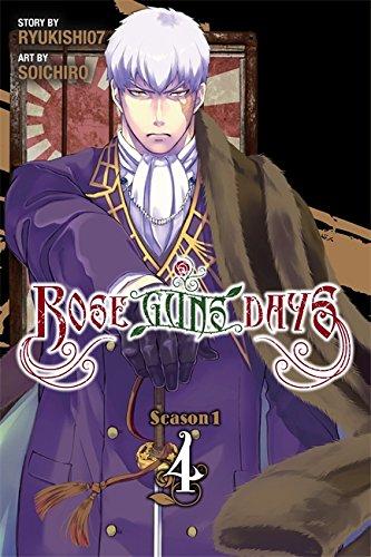 Rose Guns Days Season 1, Vol. 4