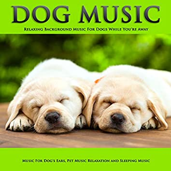 Dog Music: Relaxing Background Music For Dogs While You're Away, Music For Dog's Ears, Pet Music Relaxation and Sleeping Music