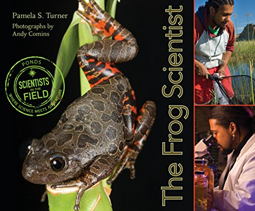 Image of The Frog Scientist (Scientists in the Field Series)