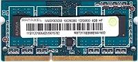 RAMAXEL 4GB ddr3メモリSo - Dimm 204pin pc3–12800s 1600MHz rmt3170eb68e9W