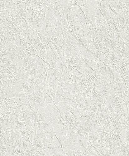 Rasch Vliestapete, weiß, 470604