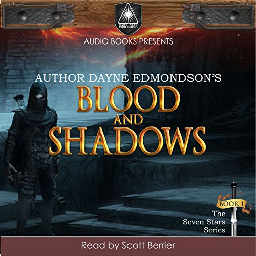 Blood and Shadows cover art