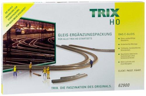 Trix 62900 - Gleisergänzung für Startsets, Trix H0