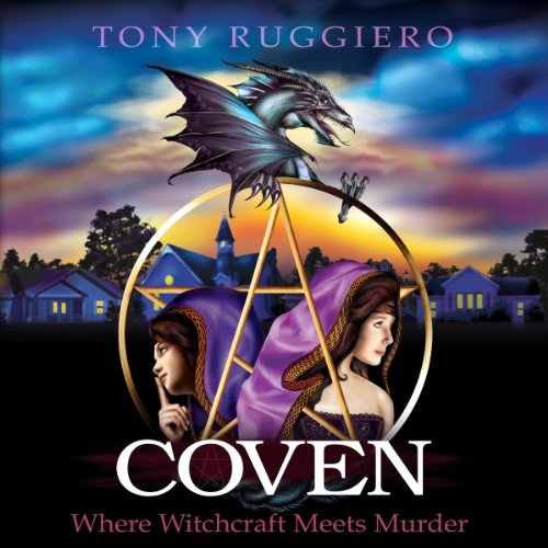 Coven audiobook cover art