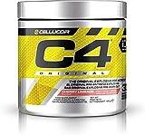 Cellucor C4 Originale Pre-Workput Booster Trainingsbooster Bodybuilding 195g (Cherry Limeade - Kirsch Limonade)