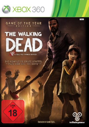 The Walking Dead: A Telltale Games Series (Game of the Year Edition)