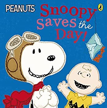 Paperback Peanuts - Snoopy Saves the Day! Book