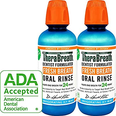TheraBreath Fresh Breath Oral