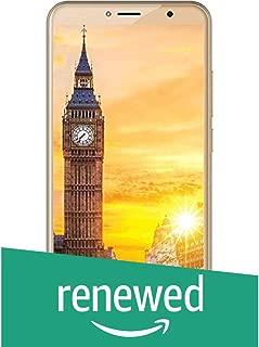 (Renewed) Panasonic Eluga Ray 550 (3GB RAM, Full View Display, Gold)