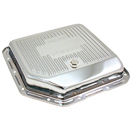 Spectre Performance 5450 Chrome Transmission Pan for Turbo 350