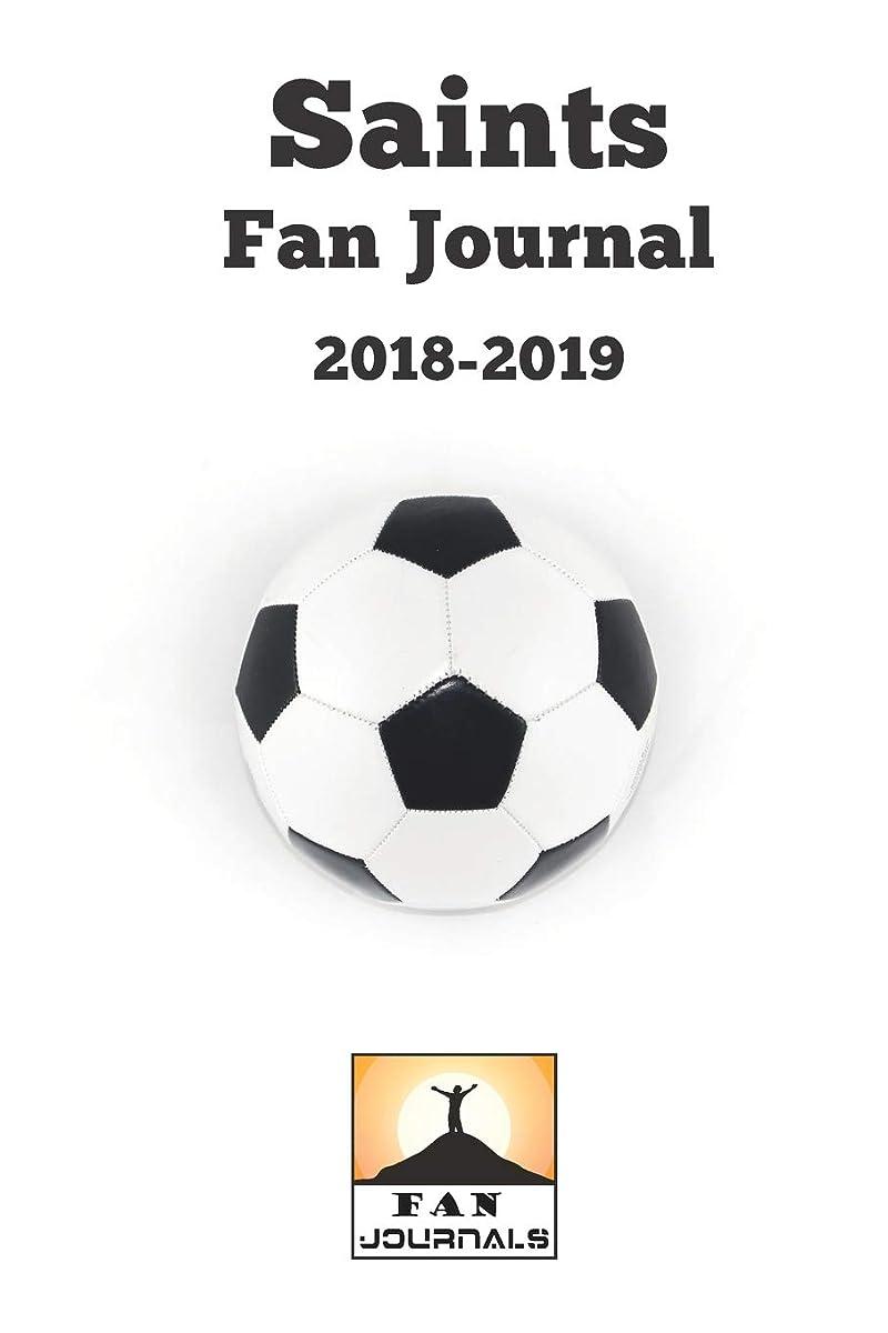 歌コンベンション壮大なThe Saints  Fan Journal 2018-2019