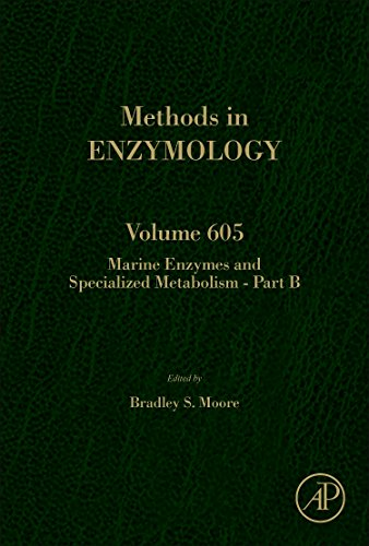 Marine enzymes and specialized metabolism - Part B (Volume 605) (Methods in Enzymology, Volume 605, Band 605)