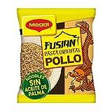 MAGGI FUSIAN Pasta Oriental Noodles Pollo, Fideos Orientales, 71g