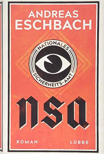 NSA - Nationales Sicherheits-Amt: Roman