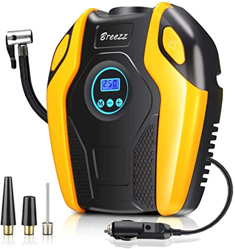 Breezz Air Compressor, 12V DC Portable