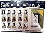 Outlet Patch 5 Pack (2 Patches per Pack = 10 Patches Total)