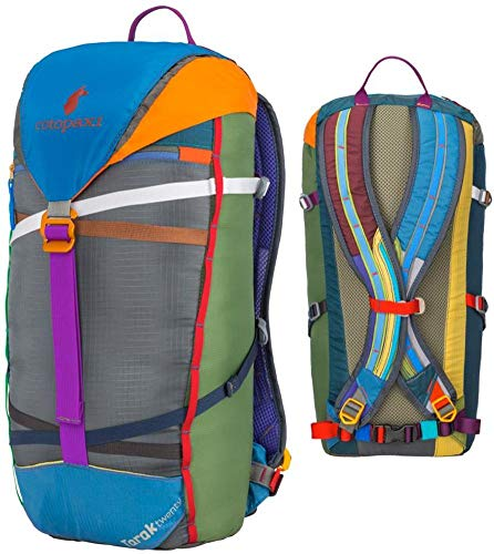 Cotopaxi Tarak 20L Lightweight Durable, Hiking, Running, Skiing, Climbing Backpack