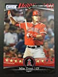 【SEGA CARD GEN MLB】セガ カードジェンMLB 2013 黒カード J13-096 マイク トラウト
