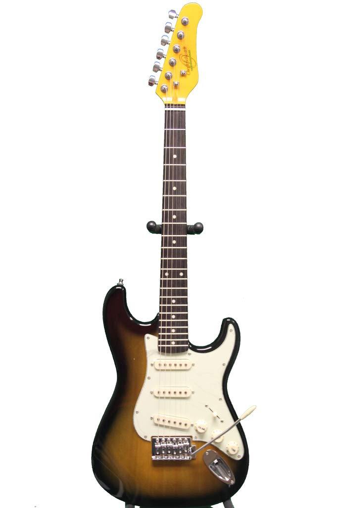 Cheap Oscar Schmidt by Washburn 3/4 Size Electric Guitar Tremelo Tobacco Sunburst OS-30-TS Black Friday & Cyber Monday 2019